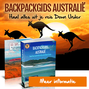 Banner Backpackgids Australië