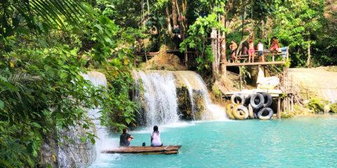 Cambugahay-Falls