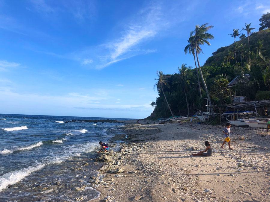Cogon-Beach