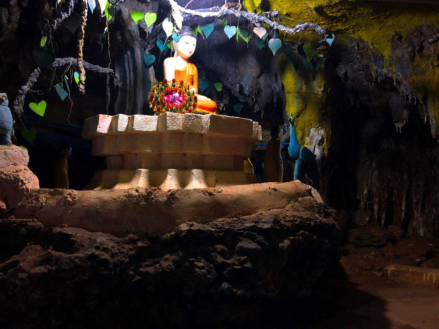 Myin-Ma-Hti-Cave