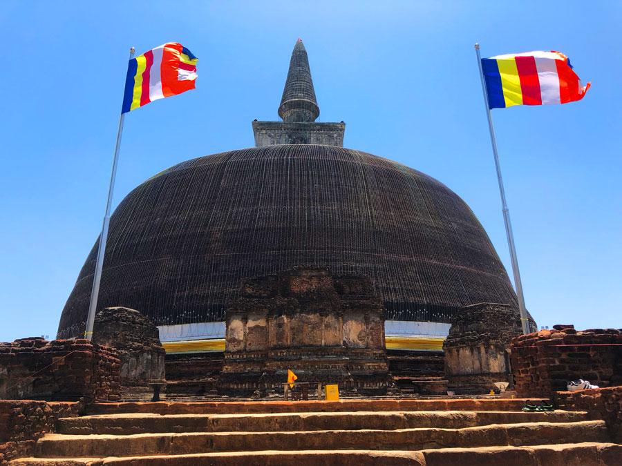 Rankoth-Vehera-Polonnaruwa