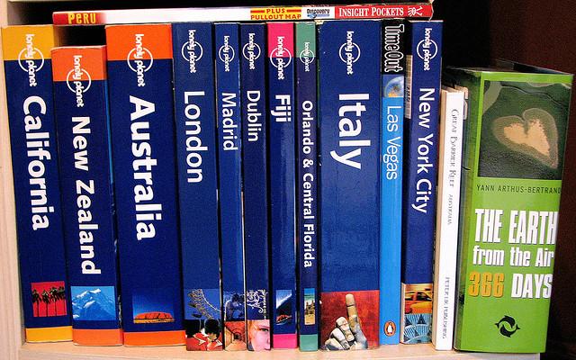 Welke reisgids gebruik jij?