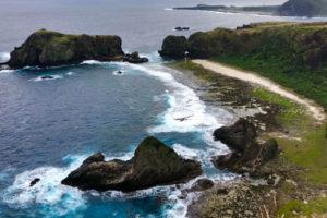 Sleeping-Beauty-Rock-Green-Island