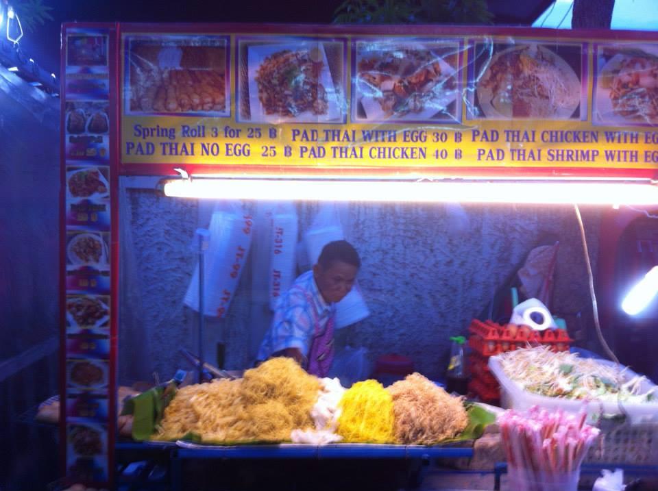 Streetfood Soi Rambuttri