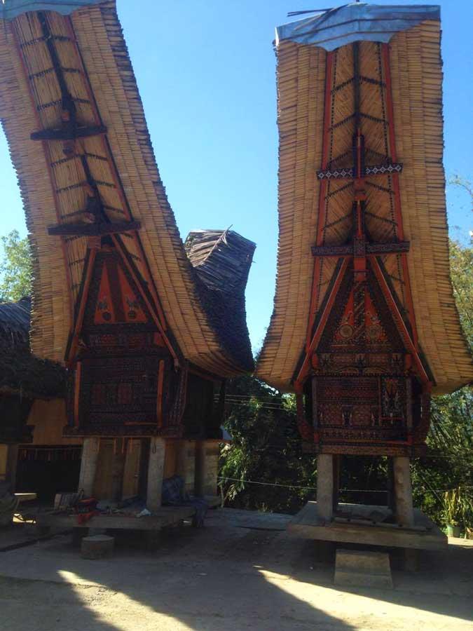Zadelhuis Tana Toraja