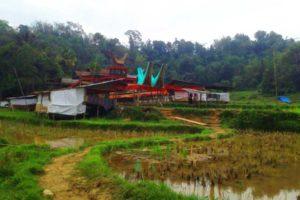 Tana-Toraja-ceremonieplaats