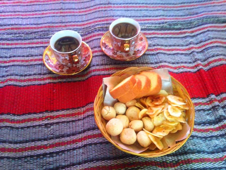 Toraja-koffie