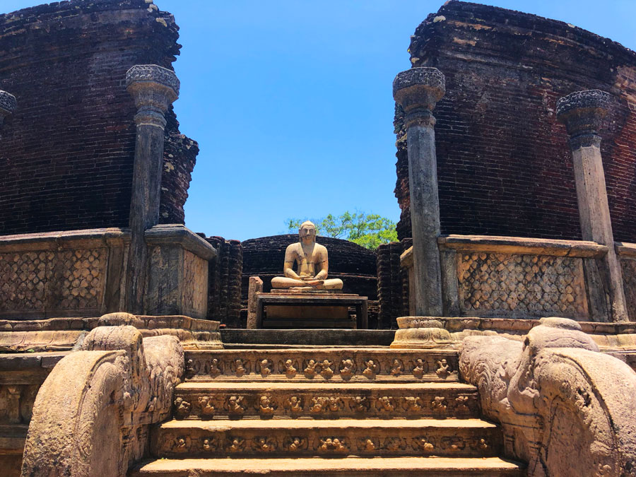 Vatadage-Polonnaruwa