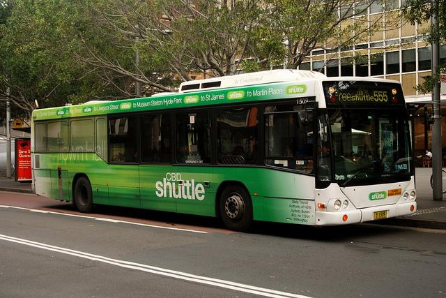 555 shuttlebus