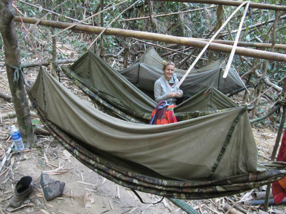 Hangmat Zuid Amerika.Slapen In Hangmat Backpackblog Nl