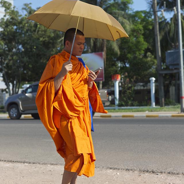 Monnik Laos