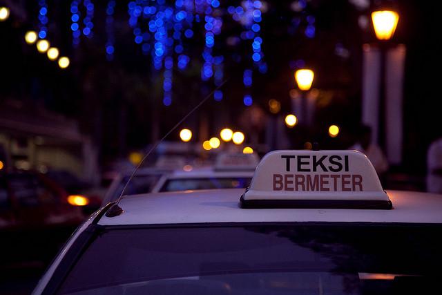Taxi Kuala Lumpur