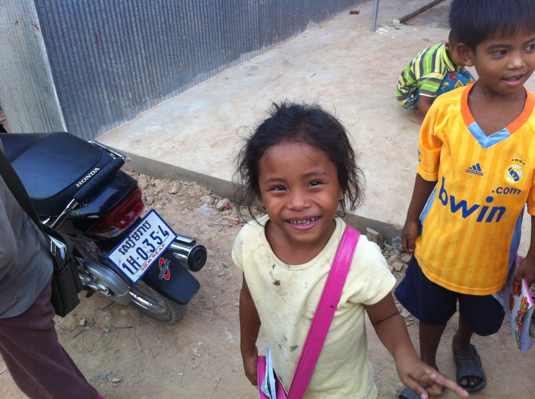 Locals Siem Reap