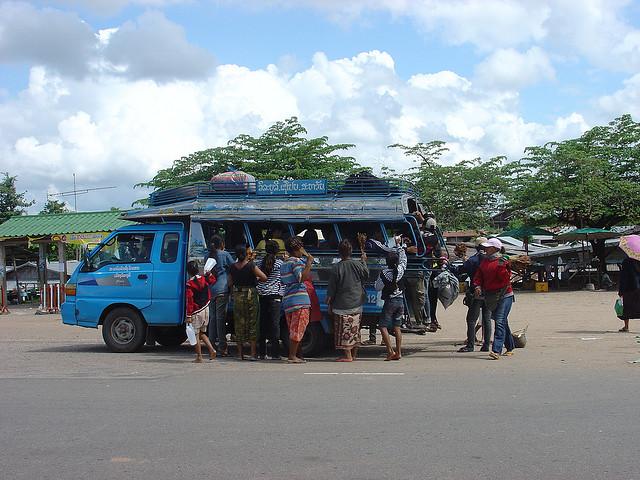 Lokale bus