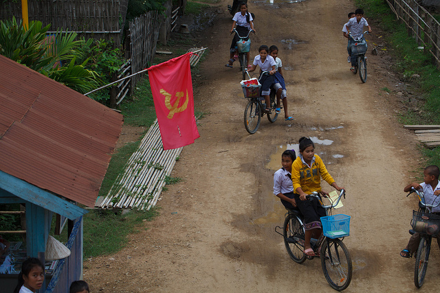 Don Det fietsen