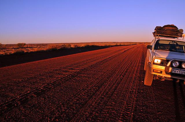 Outback roadtrip tips