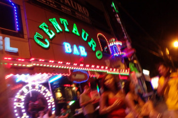 Angeles City gogo bar