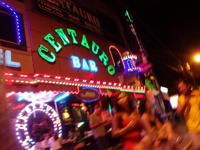 Angeles City gogo bar