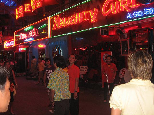 Pattaya Walking Street