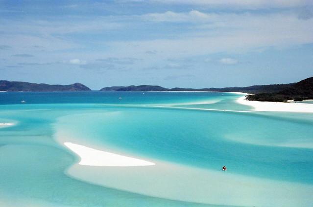 Whitehaven Beach Australie