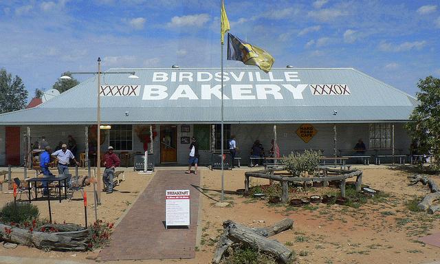 Birdsville-Bakery