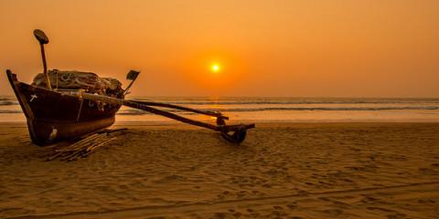 Uttorda Beach Goa
