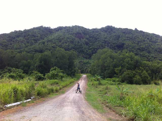 Mountainbike-Kudat