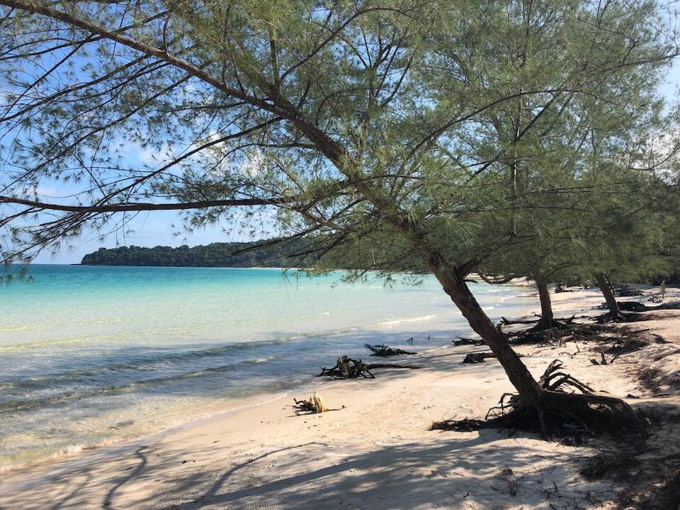 Clearwater Bay Koh Rong Samloem