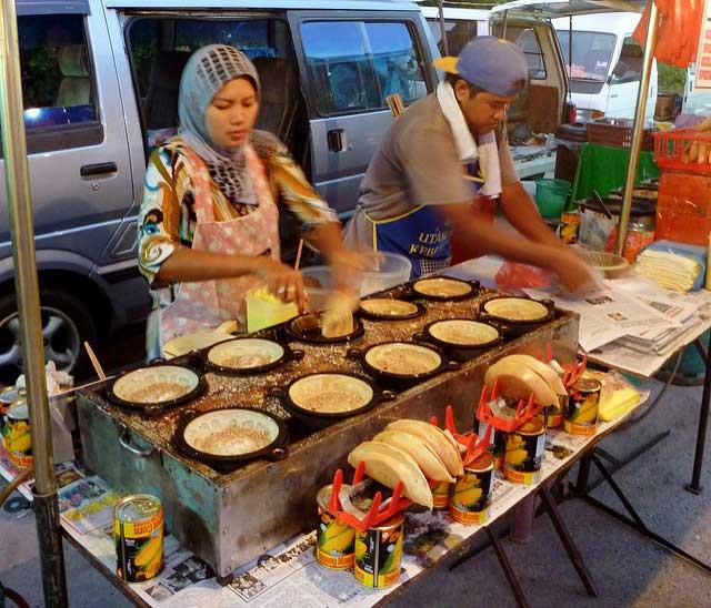 avondmarkt Langkawi