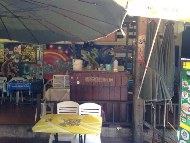 De Gecko Bar, mijn favoriete spot om te ontbijten