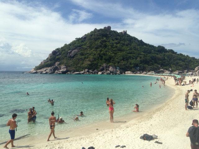 koh-nang-yuan-toeristen