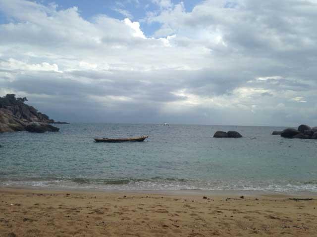 En het bijbehorende uitzicht op het water