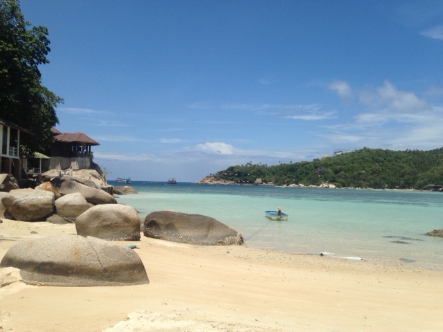 Taa Toh Beach