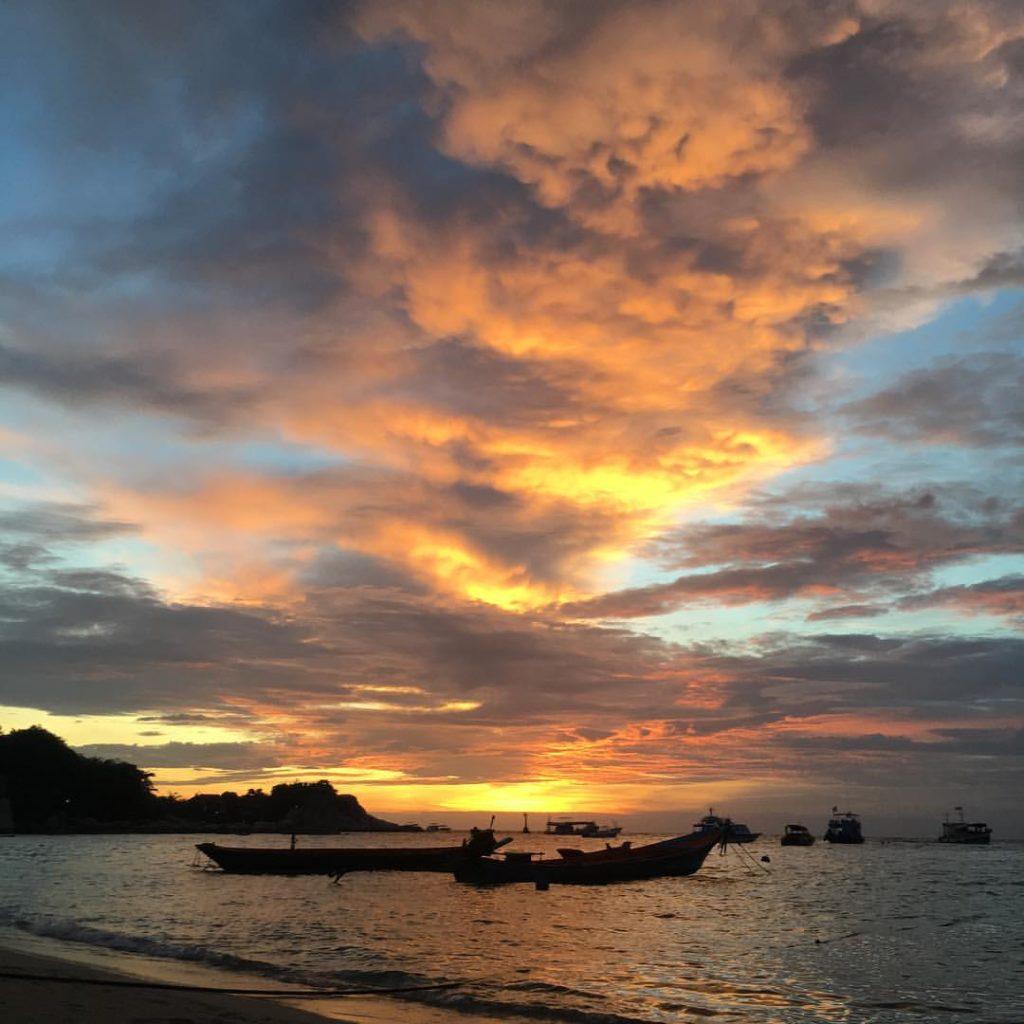 zonsondergang-mae-haad-koh-tao