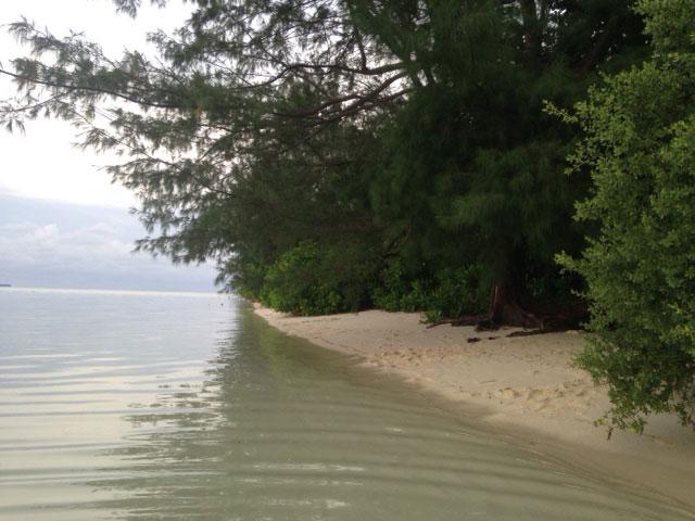 pulau-cemara-kecil-verborgen-strand