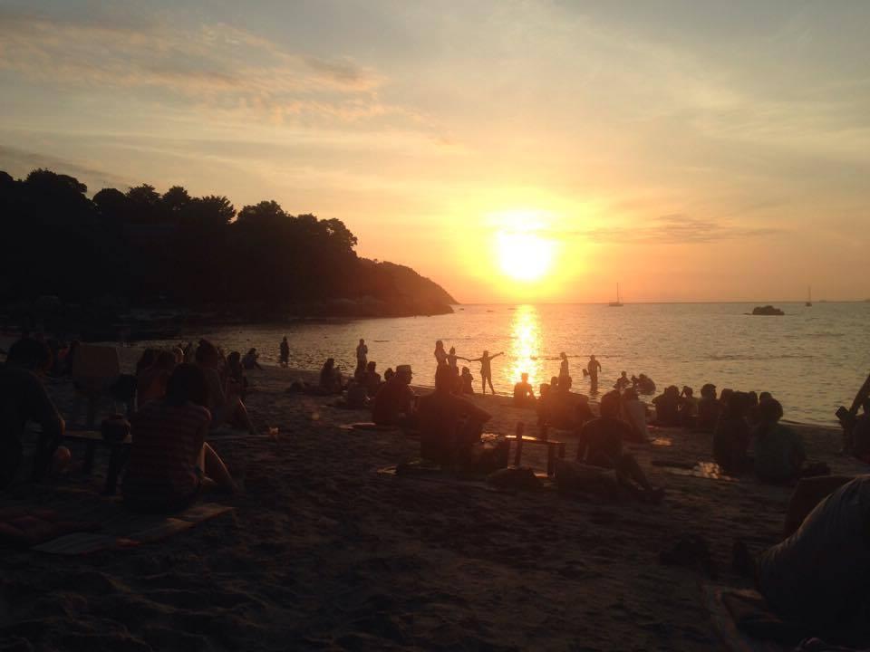 Koh Lipe Sunset Beach