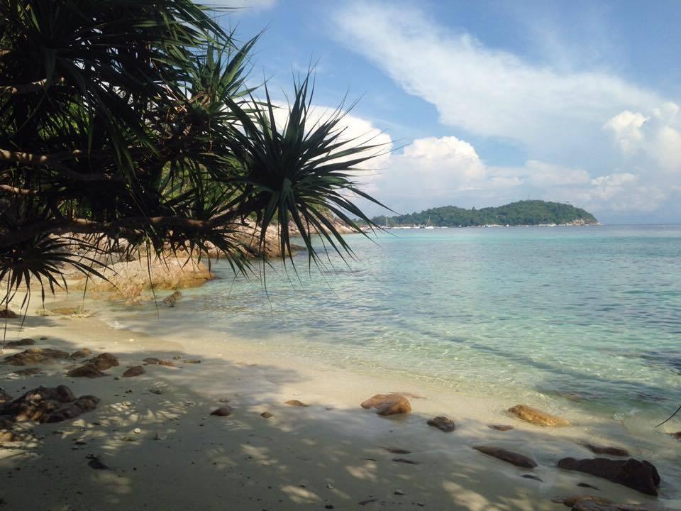 Koh Lipe verlaten strand 2