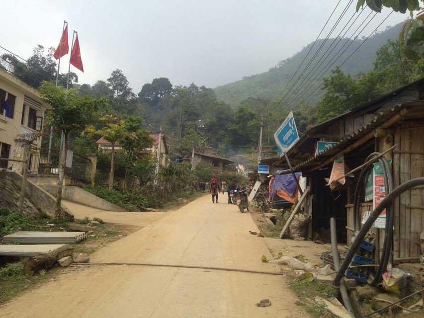 Ban Phung Sapa
