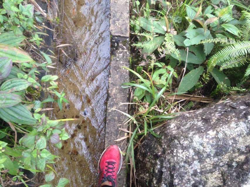 Trekking-Sapa-evenwicht