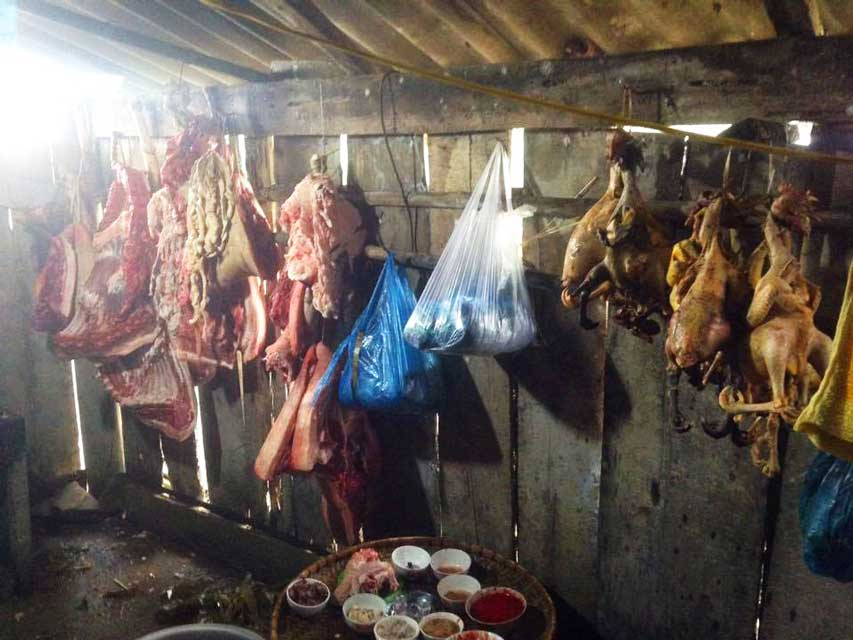 Bruiloft-Vietnam-keuken