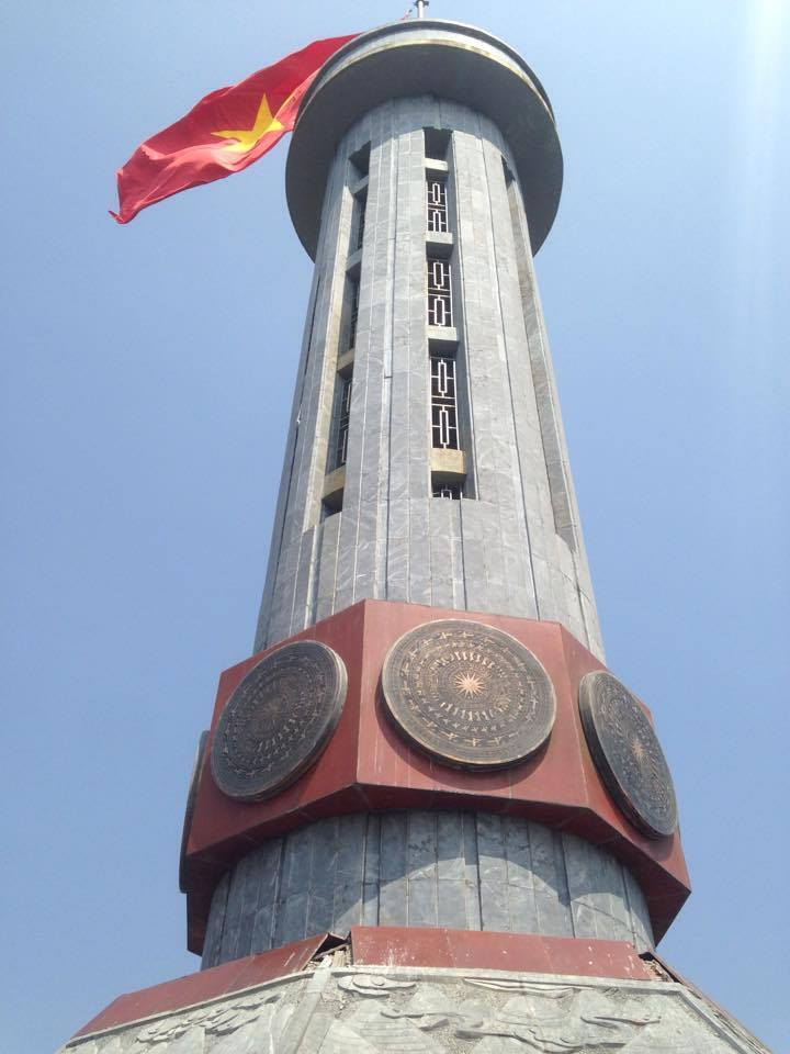 Flag Tower Lung Cu