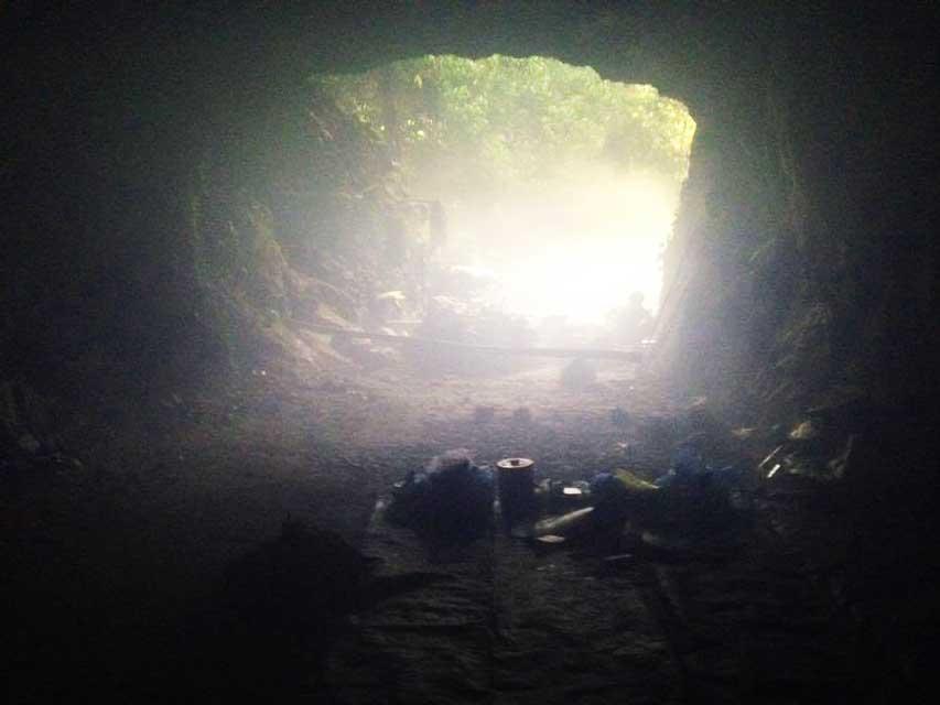 Jungle-trekking-Phong-Nha-grot