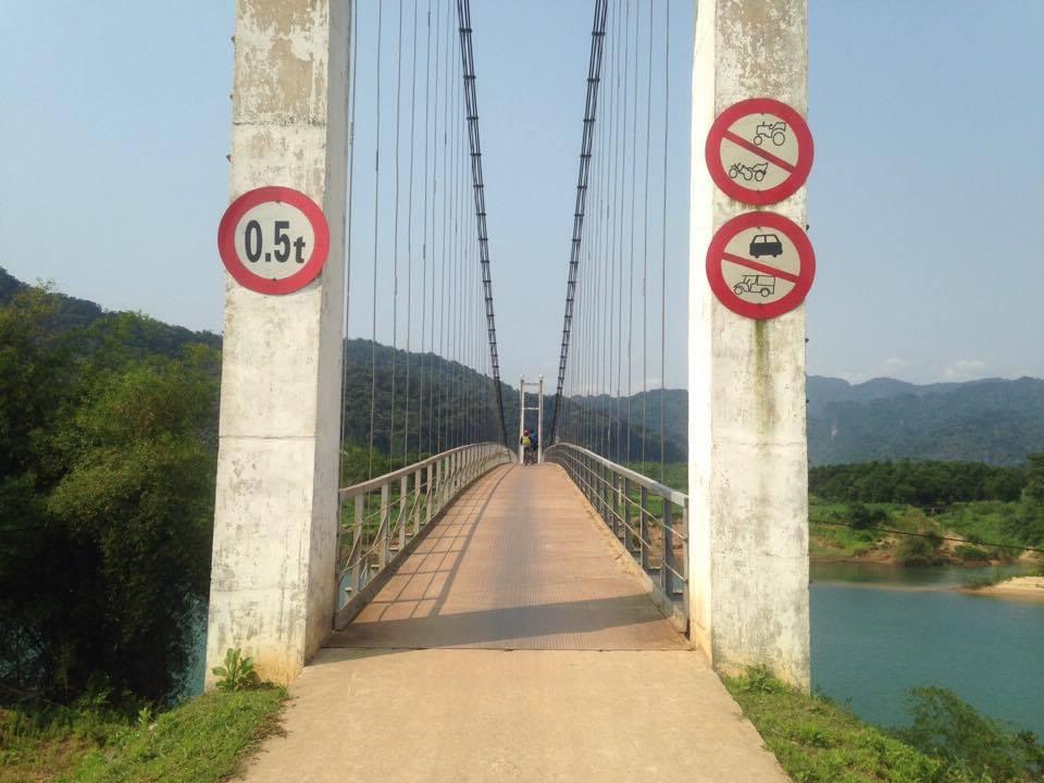 Phong Nha hangbrug
