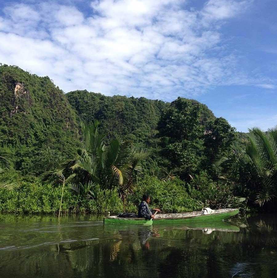 Rammang-Rammang-visser