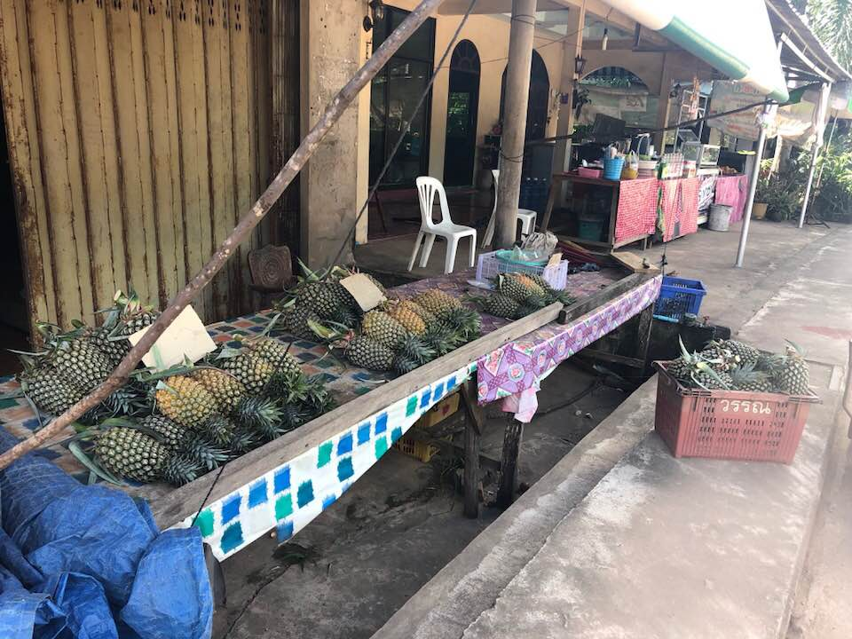 Ananas Koh Yao Noi