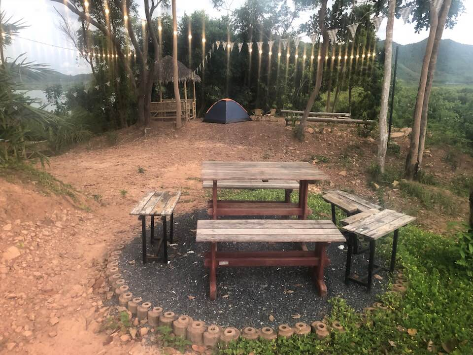 Camping Koh Yao Yai