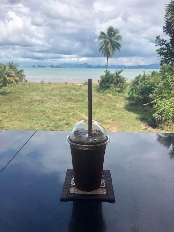 Chada Cafe ijskoffie