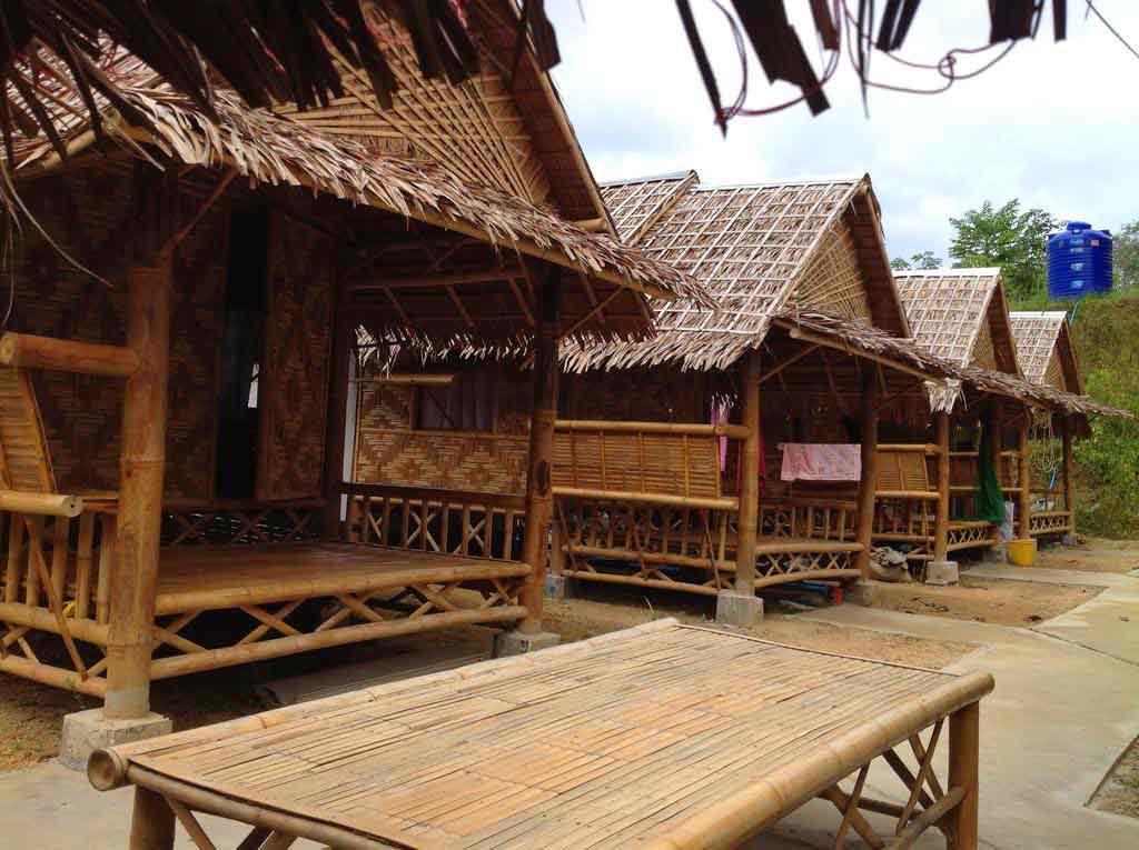 Bamboo-Hut-Bangalow-Koh-Mook
