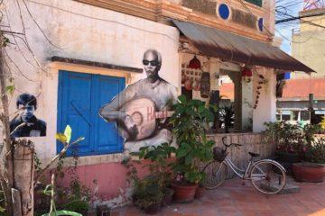 Kampot street art