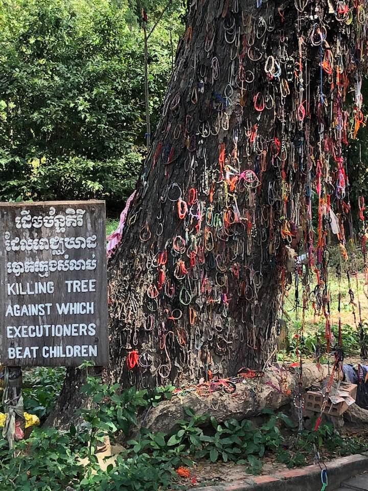 Killing Fields Killing Tree